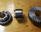 H Machine Gear Cluster New Devlieg Machine Tool Parts