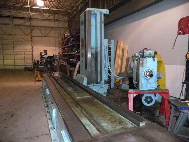 machine tool repair services