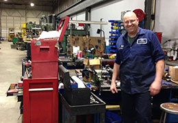 Devlieg Machine Tool Repair, Parts And Service